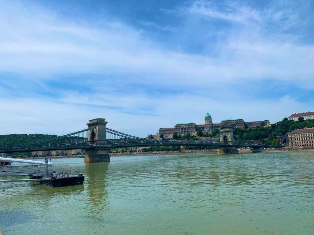 Dad and Daughter travels down the Danube 7