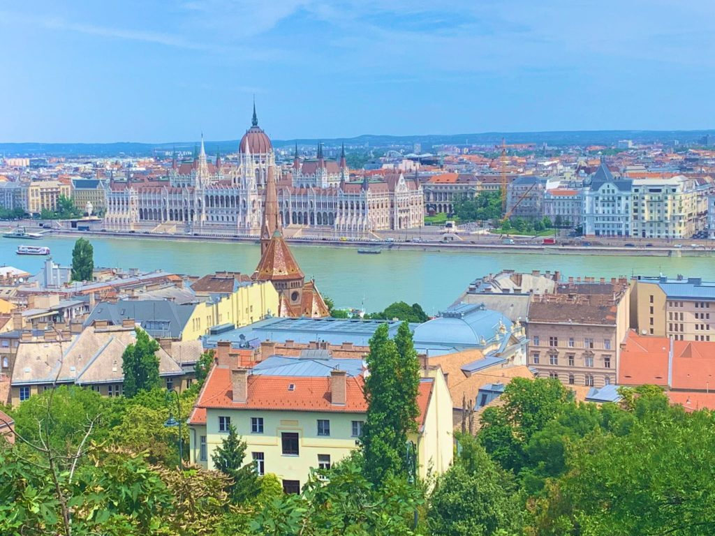 Dad and Daughter travels down the Danube 21