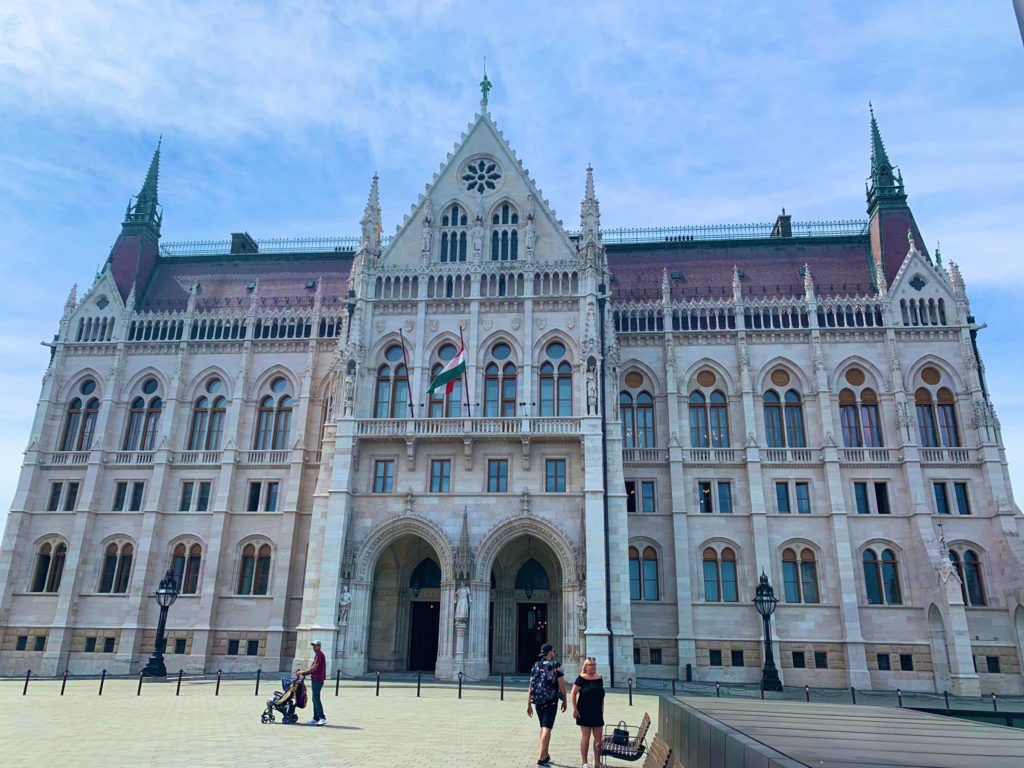 Dad and Daughter travels down the Danube 26