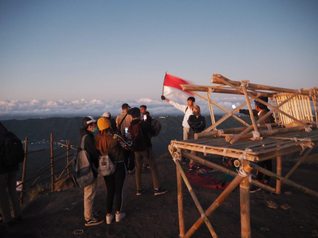 My Mount Batur Climb by @Chancetotravel 10