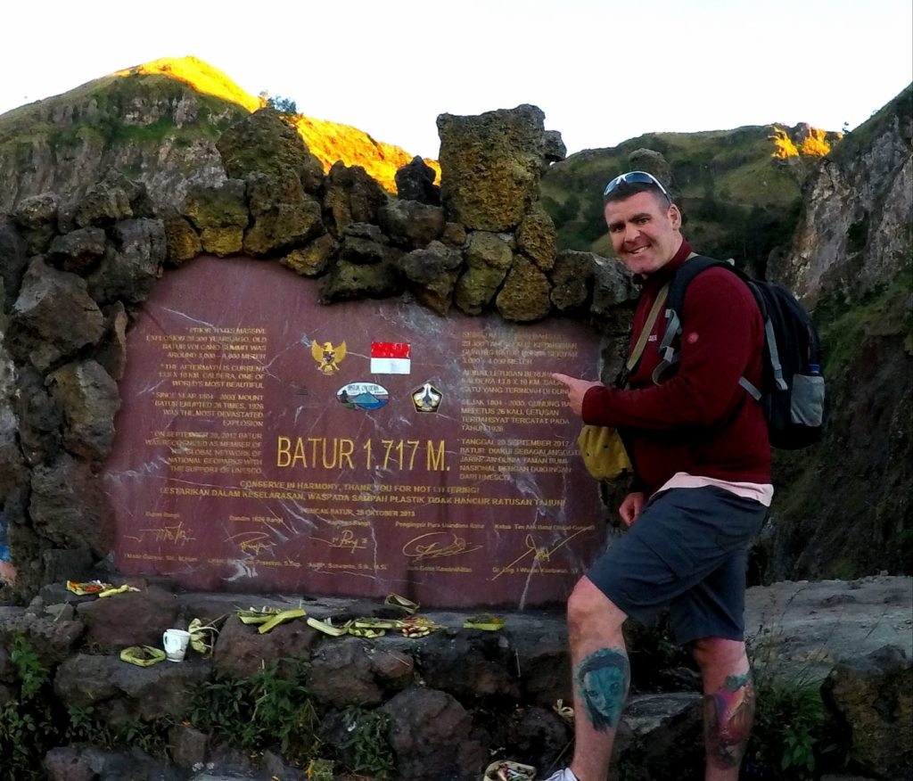 My Mount Batur Climb by @Chancetotravel 1